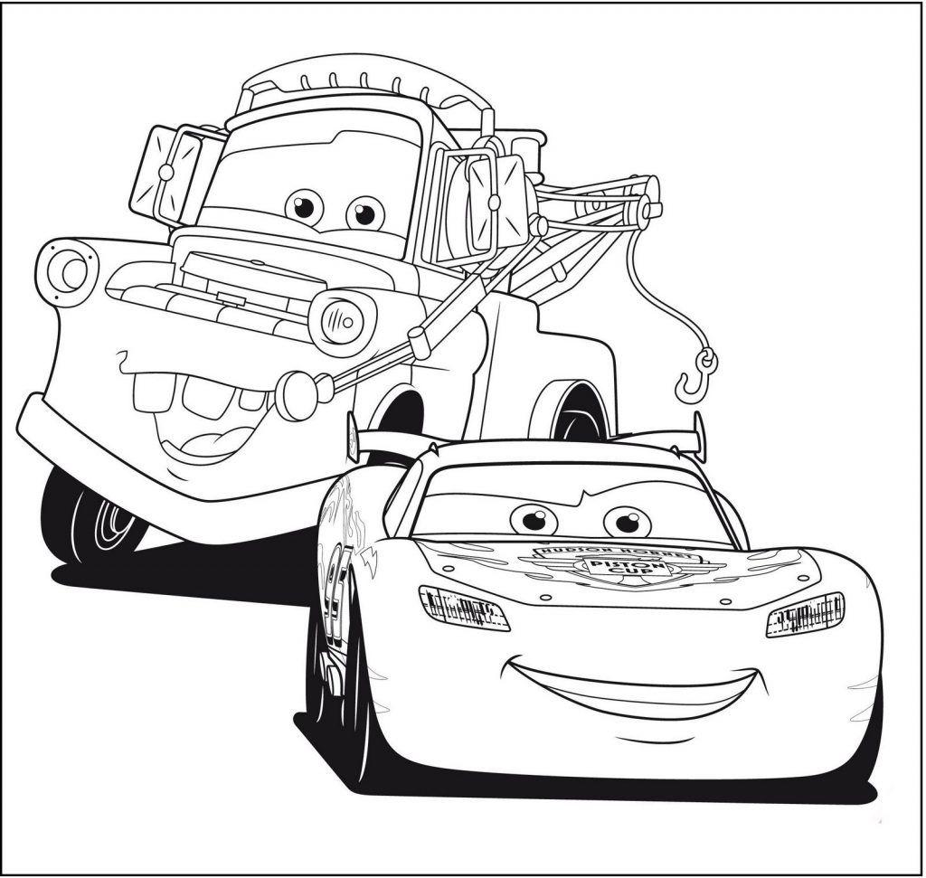 Pin Auf Cars Ausmalbilder