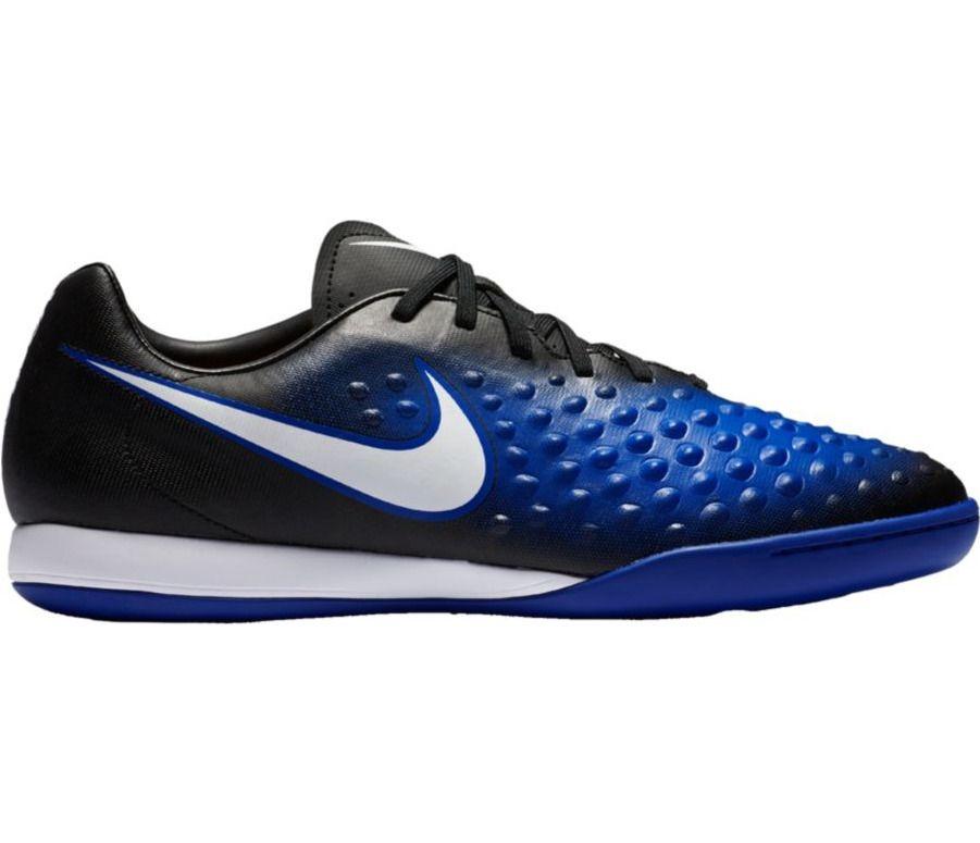 9b4f6f31d Nike Magista X Onda II Indoor Soccer Shoes Blue Black White Mens Size 8.5  NEW (eBay Link)