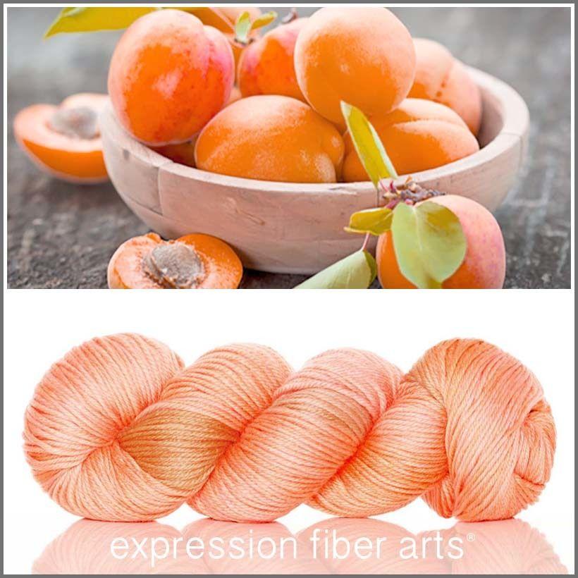 Apricot superwash dewy dk | Lana, Mi vida y Pasión