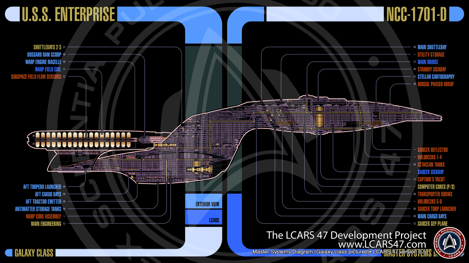 LCARS 47 Star Trek Universe Star Trek Star trek