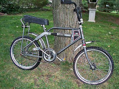 1975 Huffy Monoshock Vintage Bmx Bikes Bike Vintage Bikes Bmx
