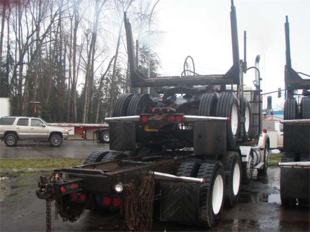 kenworth t800 logging trucks for sale in washington used trucks  [ 1080 x 810 Pixel ]