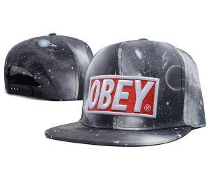 sur des pieds à nouvelle sélection vente officielle Casquette OBEY Galaxy Snapback Gris : Casquette Pas Cher ...