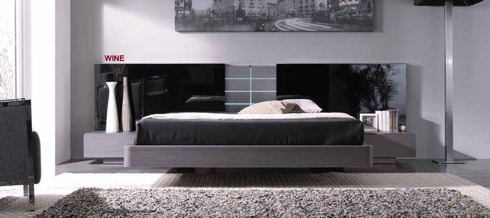 Alcobas camas dise o dormitorios cuartos decoracion for Diseno de interiores dormitorios