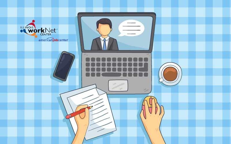 Prepare For A Virtual Job Fair Job Fair Virtual Jobs Job Seeker