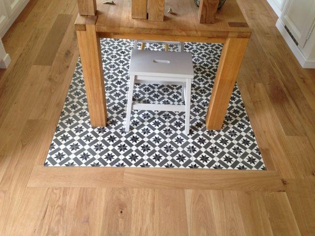 Carreaux De Ciment Cuisine Floors Tiles Flooring Kitchen Tiles