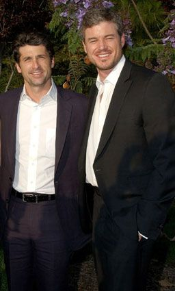 Patrick Dempsey Eric Dane This Is Why I Love Greys Anatomy 3