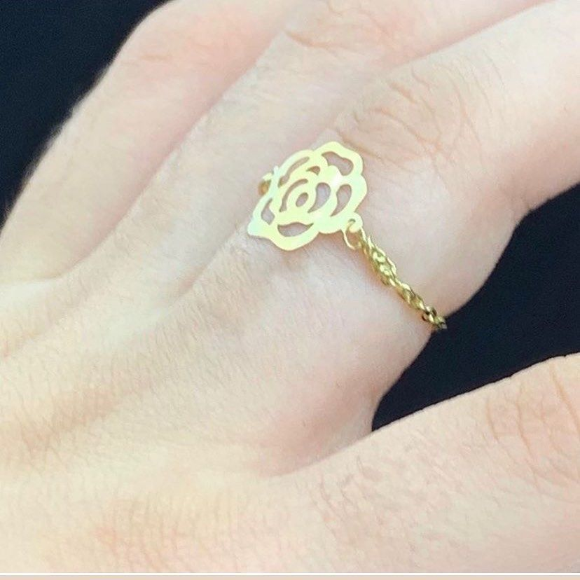 Tumblr Heart Ring Rings Jewelry