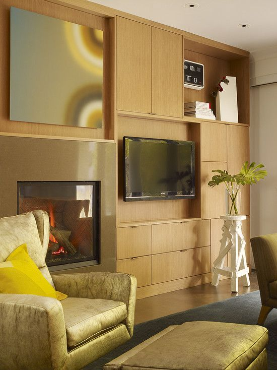 baker family room family room san francisco steven miller design studio inc tv beside fireplace