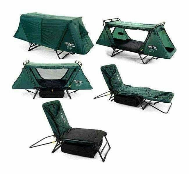 Kamp Rite Oversized Tent Cot Amazon Com