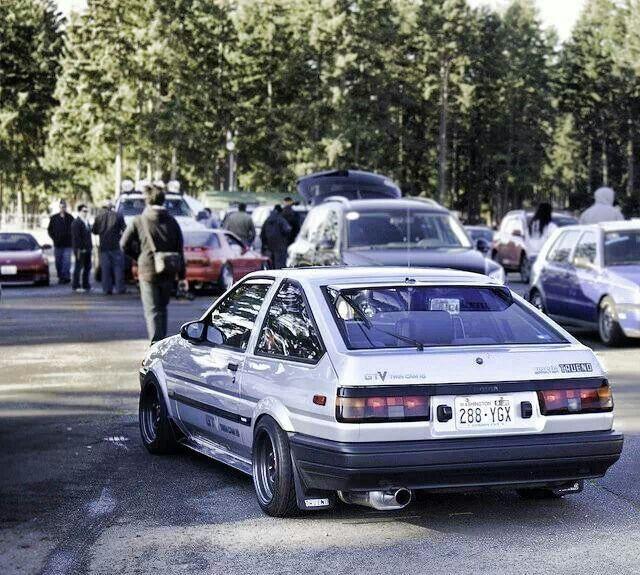 Japanese Sports Cars, Toyota Corolla, Toyota