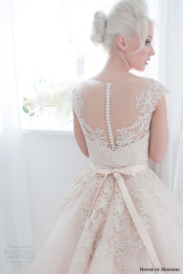 1000  images about short wedding dresses on Pinterest - Sleeve ...