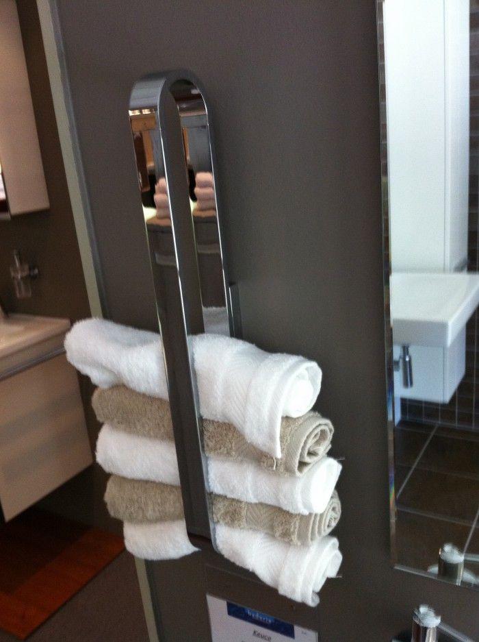 handdoeken opbergen - Google zoeken | badkamer | Pinterest | Bath ...