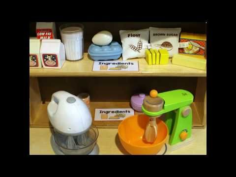 Cookie Shop And Bakery Dramatic Play Center If You Give A Mouse A