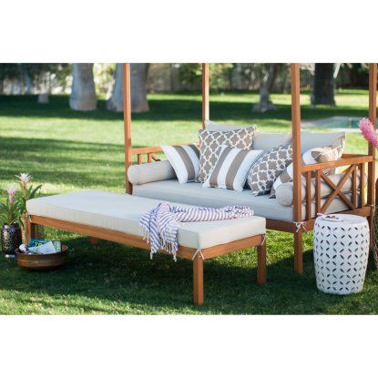 Belham Living Brighton Outdoor Daybed and Ottoman ... on Belham Living Brighton Outdoor Daybed id=35342