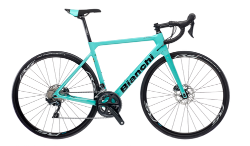 Bianchi Sprint Disc Ultegra 2020 With Images Sprinting