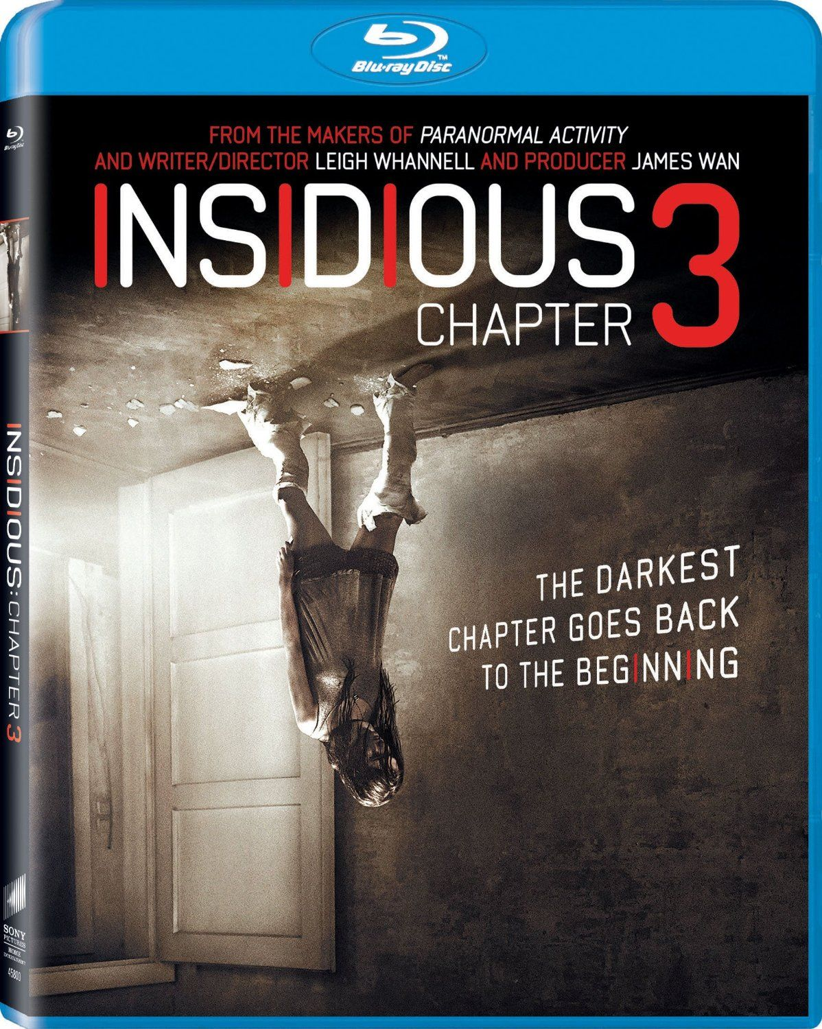 Robot Check | Insidious, Chapter 3, Best horror movies