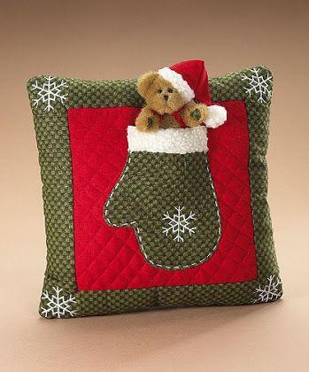 Resultado de imagen para imagenes de cojines navideños 2007   Sueños ...