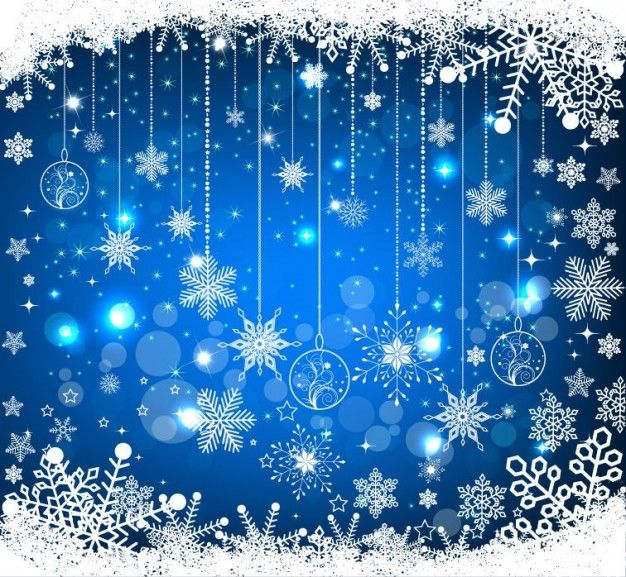 Christmas Shower Curtain Star Snowflake Retro Print for Bathroom