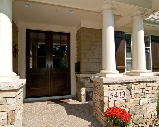 amazing home with double front doors traditional entry classic home with dark wood double front - Double Front Doors