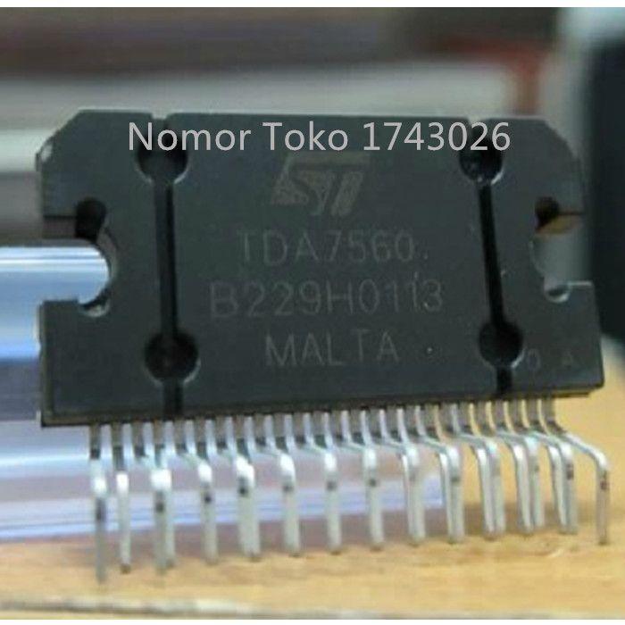 High quality Original 2pcs Car audio power amplifier ZIP-25