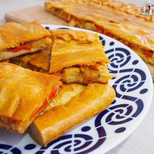 Image Result For Receta Empanada Gallega Monsieur