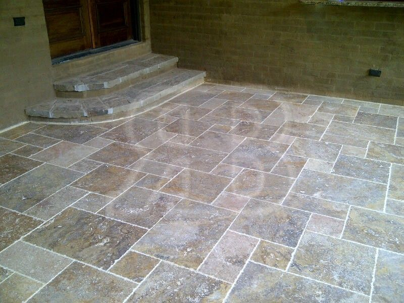 Travertine Versailles Pattern/French Pattern Layout and ...