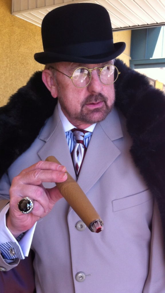 1920s Rich Mobster Costume, 20s Gangster boss costume, 20s Mob Boss ...