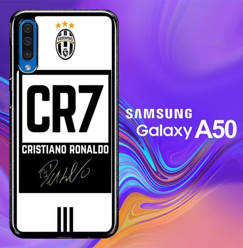CR7 WY0020 Samsung Galaxy A50 Premium Case