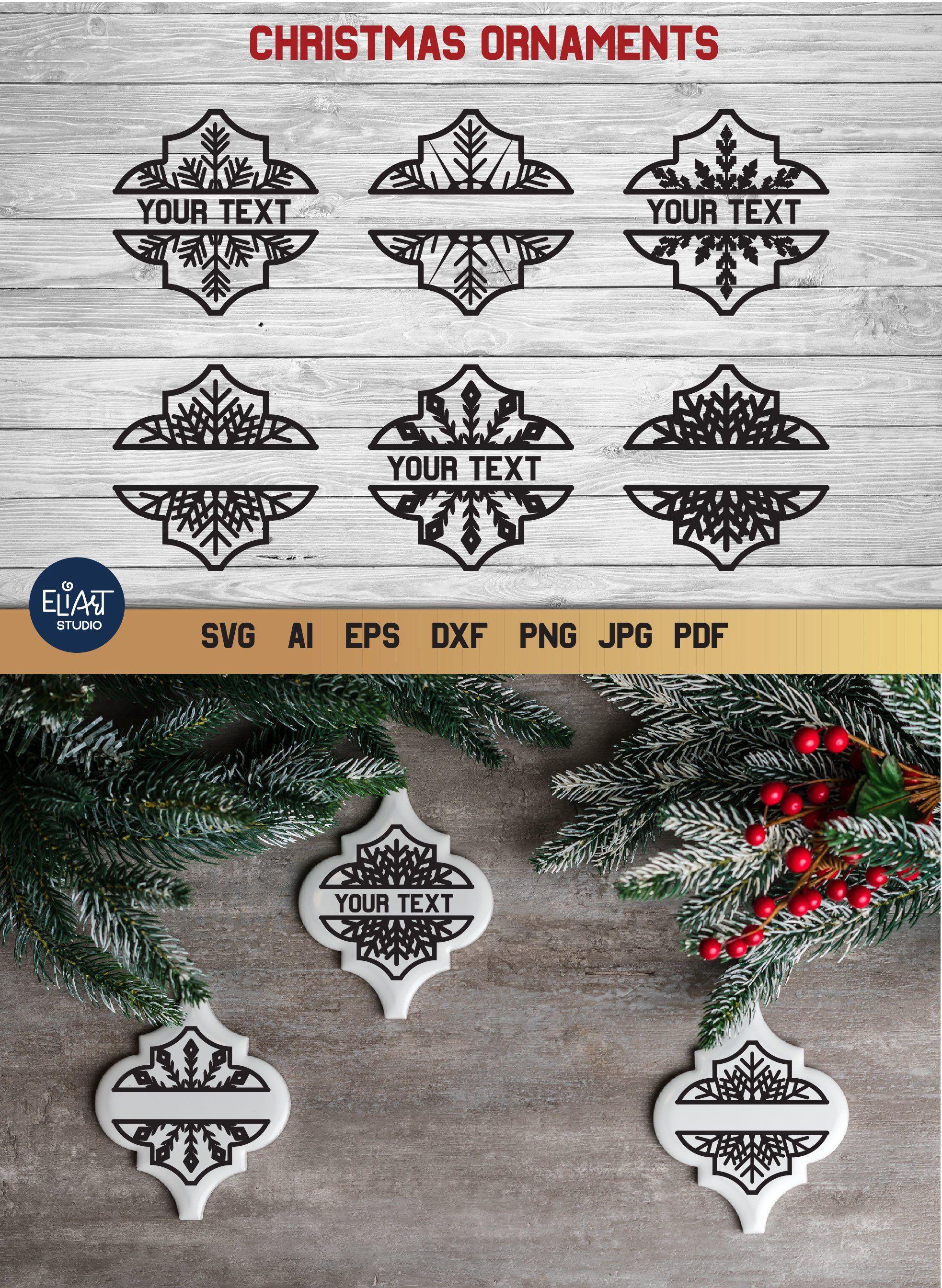 Arabesque Svg Christmas Ornaments Bundle Arabesque Tile 1036612 Illustrations Design Bundles Arabesque Tile Christmas Svg Files Arabesque