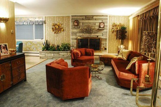 Get The Look: Updated 70s Living Room Designs Inspired By American Hustle