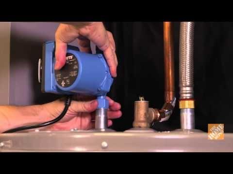 Watts Hot Water Recirculating Pump Menards Youtube Hot Water
