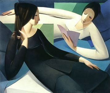 Resonancia del verde - Armando Barrios 1985 Art, Design and Decor from the Mid-Century and beyond: Armando Barrios Paintings