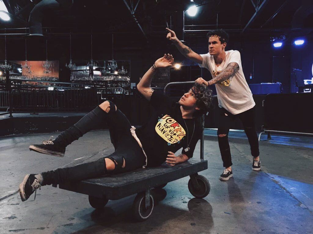 Knj our2ndlife pinterest o2l kian lawley and jc caylen knj kristyandbryce Gallery