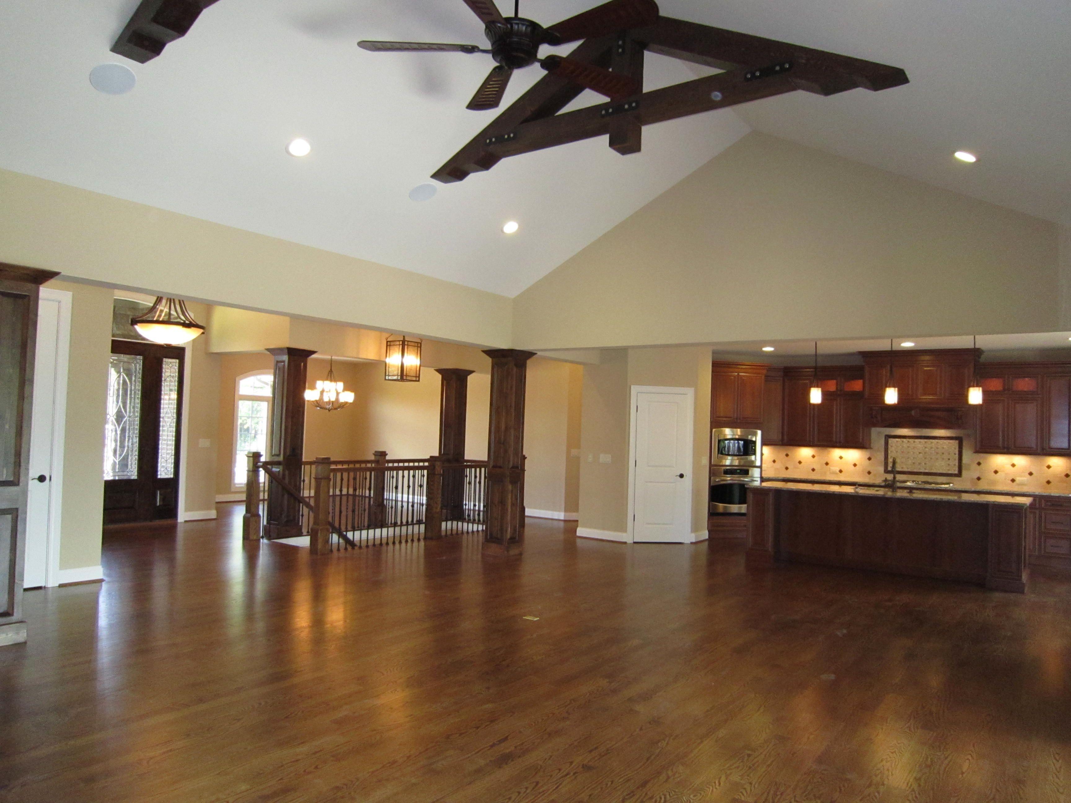 Humphrey road montgomery cincinnati ohio ranch luxury for Ranch home builders ohio