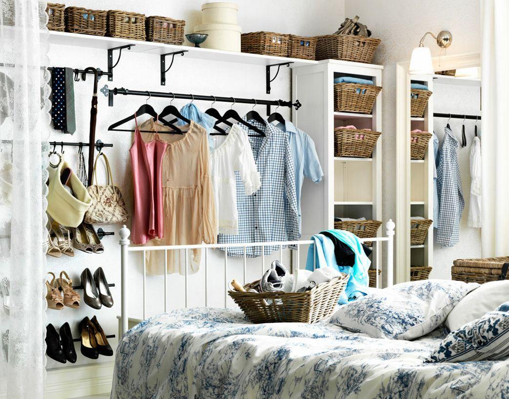 Tanto spazio in camera da letto - Soluzioni IKEA | bedroom ...