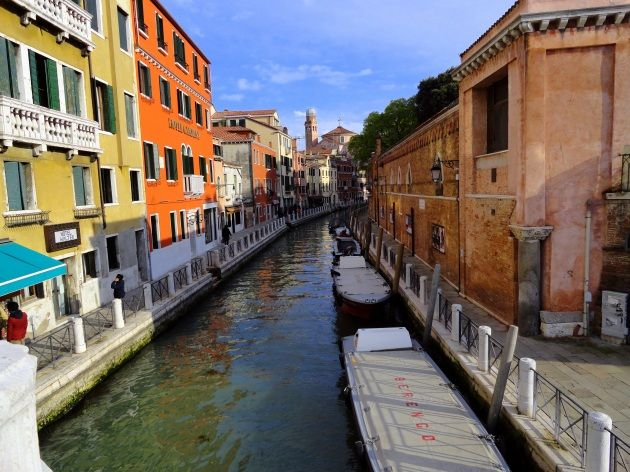 I will go to Venice at some point in my life.