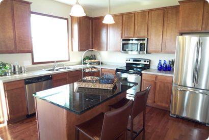 Rottlundhomes Com Kitchen Design Home L Shaped Kitchen