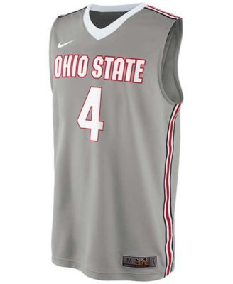 quality design 0fa61 548aa Nike Men's Ohio State Buckeyes Basketball Jersey | My ...
