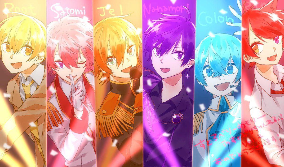 あももも非公式アカウント on twitter anime art zelda characters