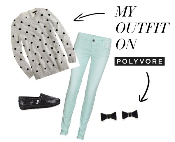 """Polka Dots"" by pinkpixydust on Polyvore"