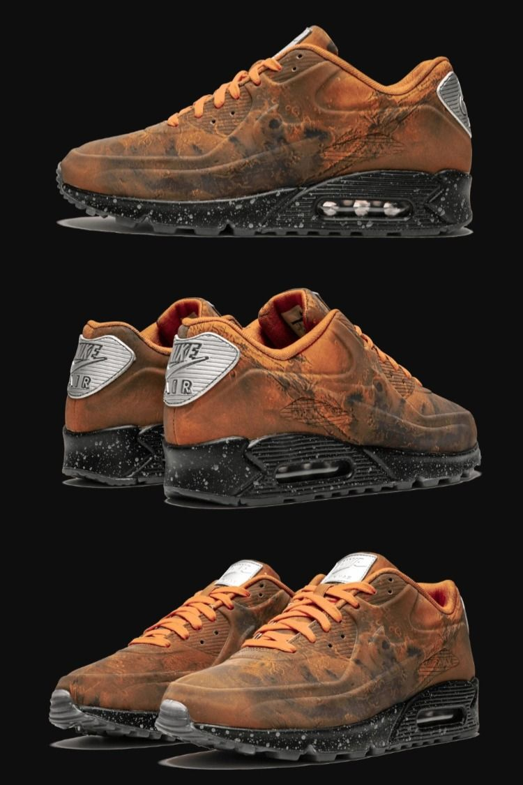 """The Nike Air Max 90 """"Mars Landing"""" is a special edition of"""