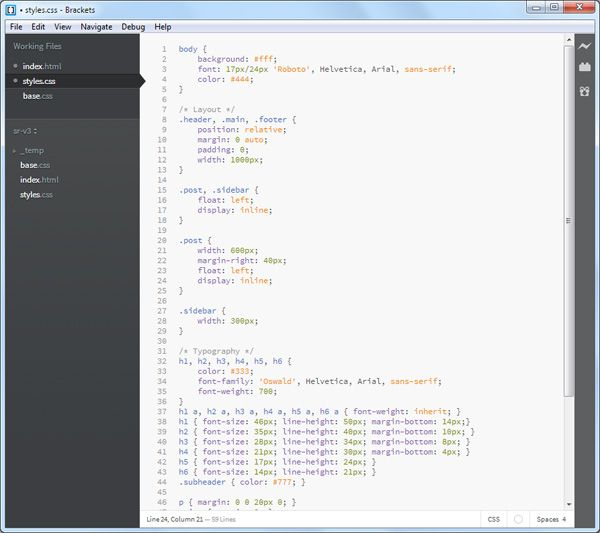 A Code Editor Built Using Only Html Css And Javascript Coding Open Source Code Web Design