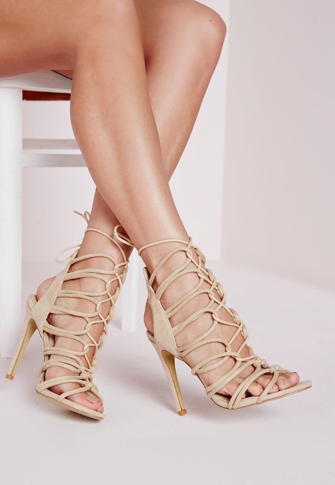 strappy nude colored sandals jpg 1152x768