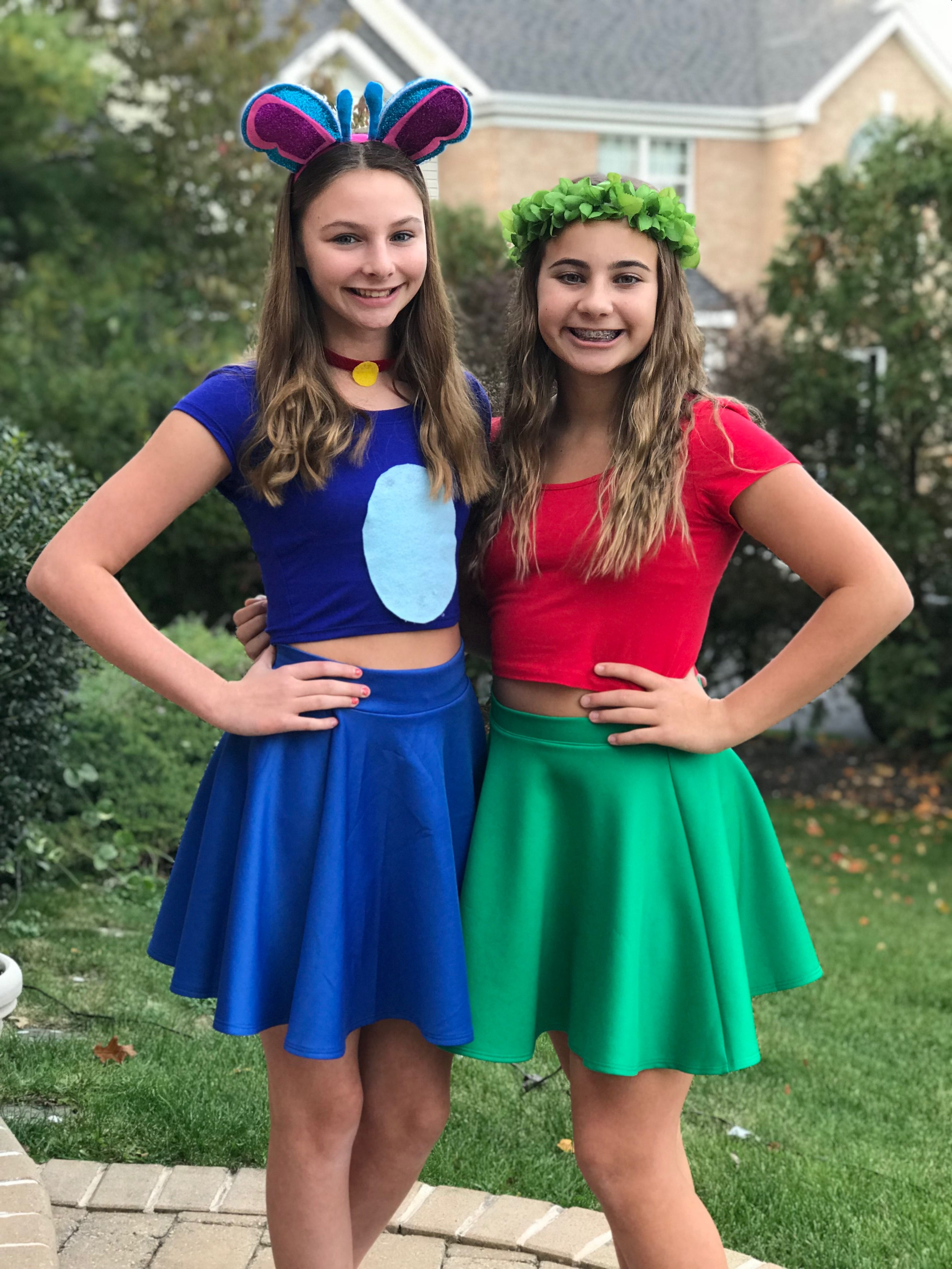 Easy Lilo And Stitch Costume Halloween Costumes For Teens Girls Stitch Halloween Costume Tween Halloween Costumes