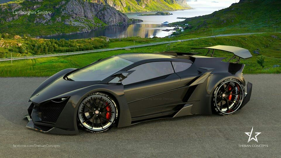 This Is My Latest HD Wallpaper For My Latest Lamborghini Sinistro Concept  Design. Softwares Used: Max 2012 VRay Rendering Photoshop If Interested In  Any Of ...