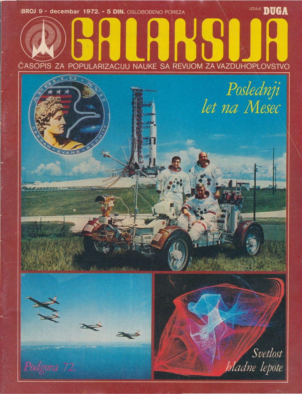 Galaksija 1972 Decembar №9 Download