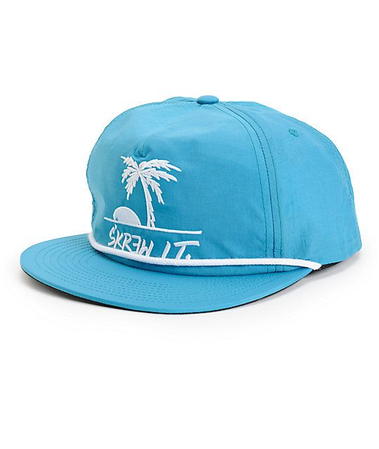 405f65ac752 KR3W Palm SKR3W It Snapback Hat