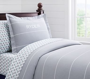 rugged canvas standard sham gray pinterest duvet canvases and room
