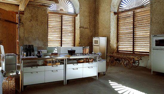 System 20 By Bulthaup Kitchen Island Design Small House Design Stylish Kitchen